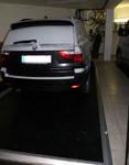 Garagenmatte, guteideen4u, Abtauen Auto